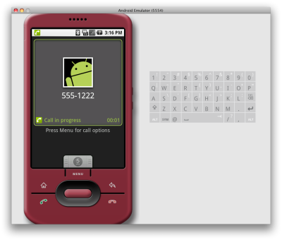 "Android Development Demo: ""DialANumber"""