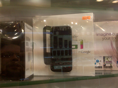 How to buy a T-Mobile G1 Google phone in Hong Kong