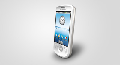 Android Phone: HTC Magic for Vodafone