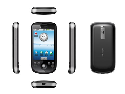 T-Mobile G2 - HTC Magic coming to T-Mobile Germany