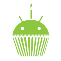 Android Cup Cake