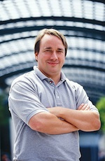 Linus Torvalds bought a Nexus One